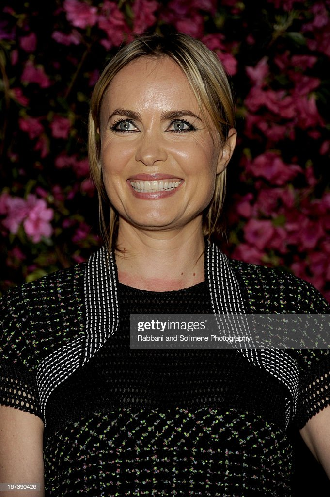 Radha Mitchell attends 8th Annual Chanel Artists Dinner during the 2013 Tribeca Film Festival at Odeon on April 24, 2013 in New York City.