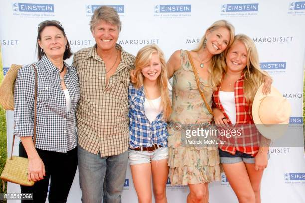 Radhe Psau Gregory Brinkley Elliott Brinkley Christie Brinkley and Sailor Lee Brinkley Cook attend Albert Einstein College of Medicine 2010 Wild West...