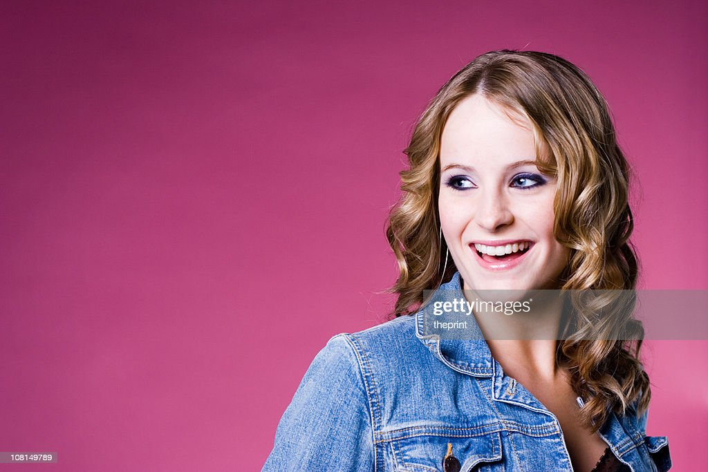 Radiant Smile : Stock Photo