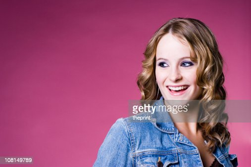 Radiant Smile : Stock Photo