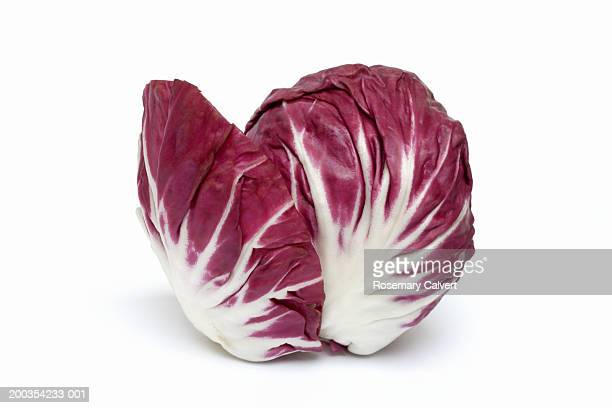 Radicchio, close up