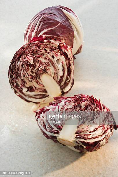 Radicchio, close-up