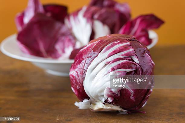 Radicchio on the Counter