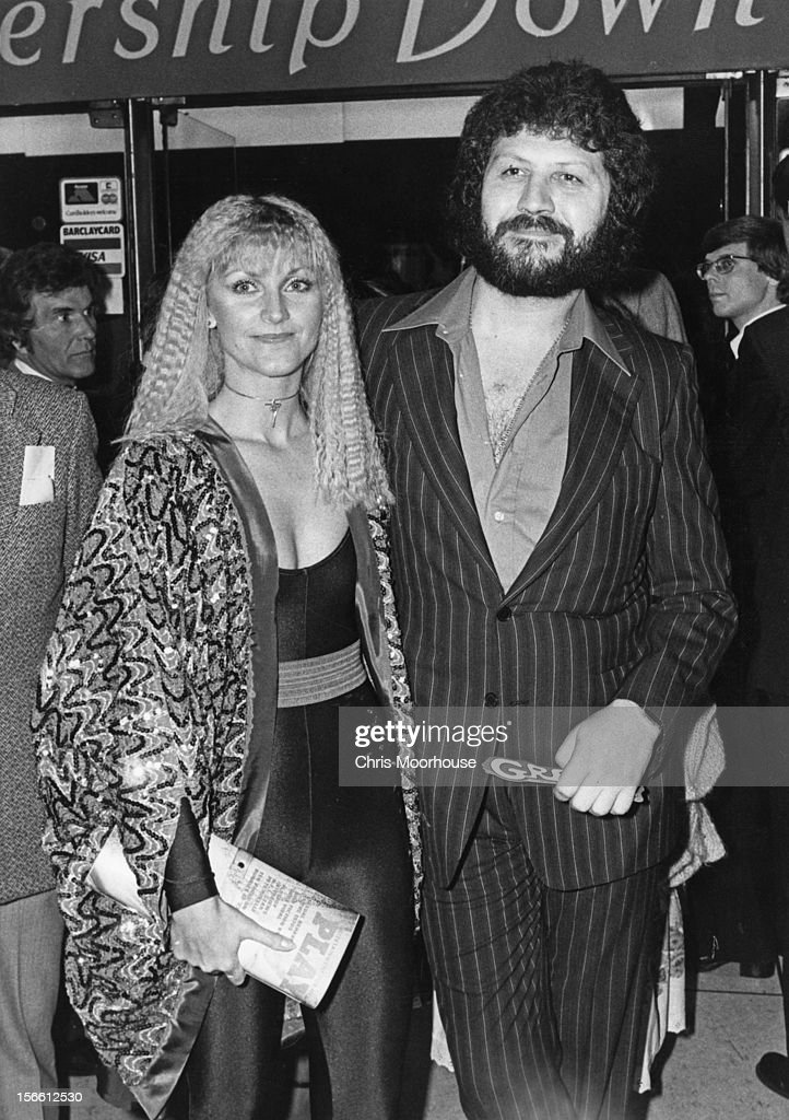 BBC Radio 1 presenter <a gi-track='captionPersonalityLinkClicked' href=/galleries/search?phrase=Dave+Lee+Travis&family=editorial&specificpeople=1624287 ng-click='$event.stopPropagation()'>Dave Lee Travis</a> with his wife Marianne, 15th September 1978.