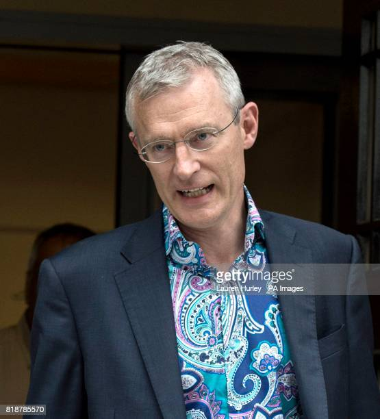 Radio 2 presenter Jeremy Vine who has been slammed as quotgrossly overpaidquot by a listener following the publication of his BBC pay packet leaves...