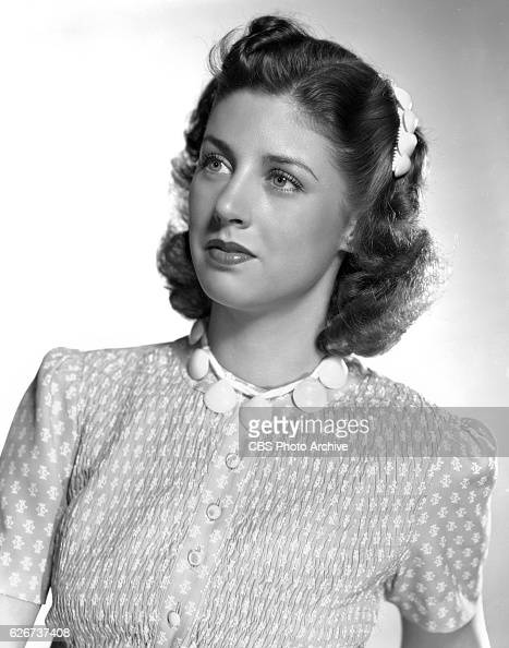 Radio actress Elizabeth Reller models fashions She performs on the soap opera program Young Dr Malone Image dated July 24 1940 New York NY