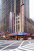 Radio City Music Hall and Rockefeller Centre