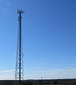 radio communication tower