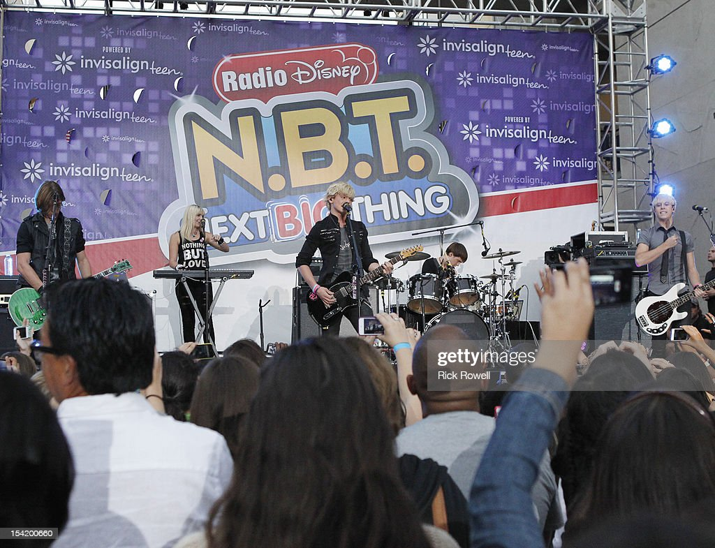 DISNEY - 'N.B.T.' - Radio Disney kicks off season five of 'N.B.T.' (Next BIG Thing) with a concert featuring R5, Coco Jones, Shealeigh and all season five artists. Hosted by Radio Disney 'N.B.T.' host Jake Whetter, and part of the 'N.B.T.' concert tour powered by Invisalign Teen, the performances took place at Hollywood & Highland Center in Hollywood, CA on Saturday, October 13. R5