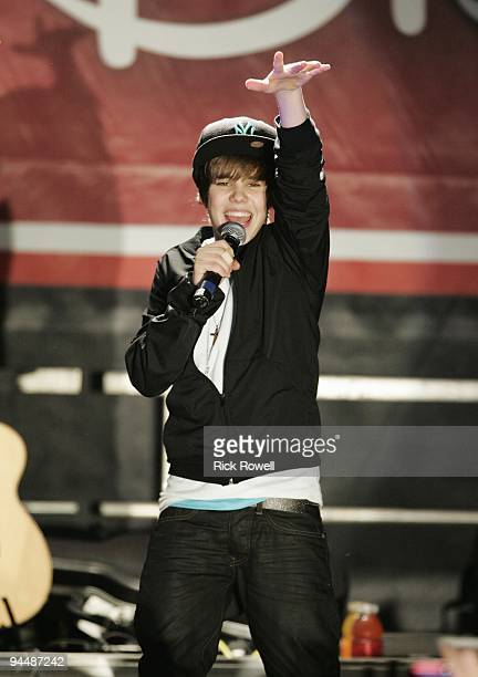 DISNEY DECEMBER 14 2009 Radio Disney's Next Big Thing winner Jasmine Sagginario and Hollywood Records' Allstar Weekend open for worldwide sensation...