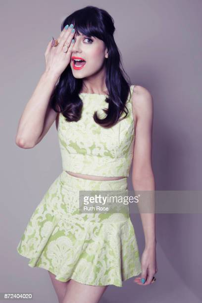 Radio DJ and TV presenter Lilah Parsons is photographed on June 4 2014 in London England