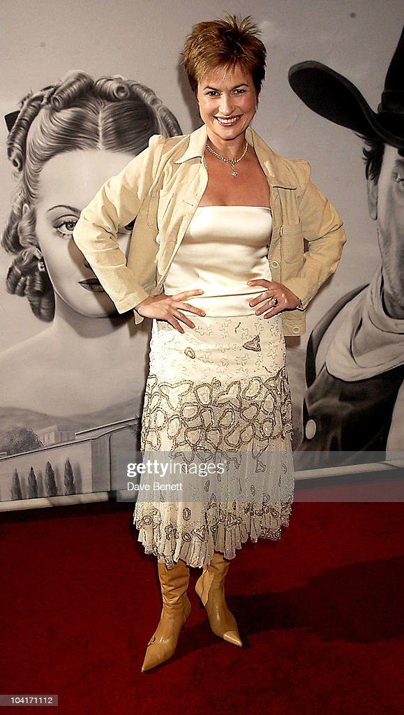 Radio Dj Emma Forbes, 'The Banger Sisters' Movie Premiere Held At The Warner West End, Then The Party At Jewel In Picadilly, London