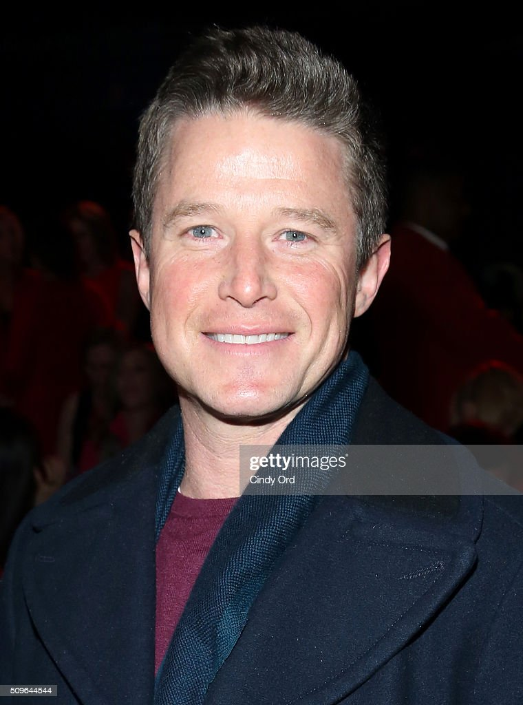 Radio host <a gi-track='captionPersonalityLinkClicked' href=/galleries/search?phrase=Billy+Bush&family=editorial&specificpeople=742677 ng-click='$event.stopPropagation()'>Billy Bush</a> attends The American Heart Association's Go Red For Women Red Dress Collection 2016 Presented By Macy's at The Arc, Skylight at Moynihan Station on February 11, 2016 in New York City.