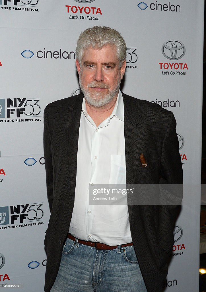 Radio Host Bob Garfield attends the Convergence/Toyota Party during the 53rd New York Film Festival on September 27, 2015 in New York City.