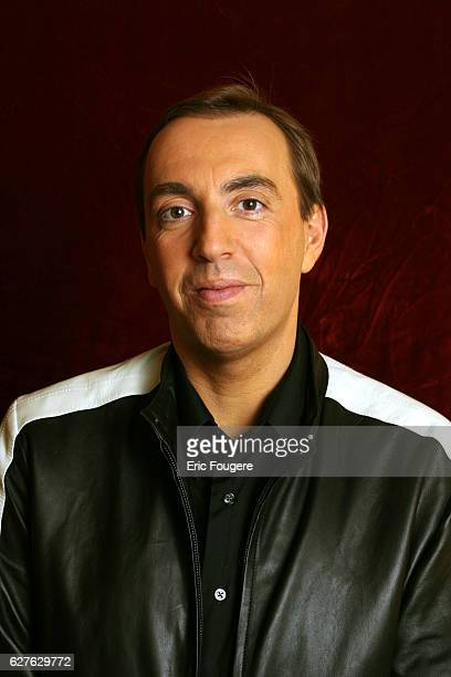 Radio host jeanMarc Morandini is one of the guests invited to attend the 'Piques et Polémiques' talk show hosted by Paul Wermus