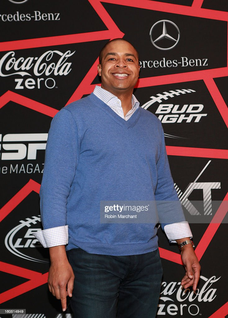 Radio host Mike Hill attends ESPN The Magazine's 'NEXT' Event at Tad Gormley Stadium on February 1, 2013 in New Orleans, Louisiana.