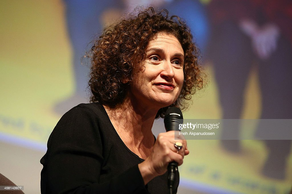 Radio personality Alex Cohen speaks onstage during a Q&A at the 'Philomena' Town Hall Event and Screening at Museum Of Tolerance on December 19, 2013 in Los Angeles, California.