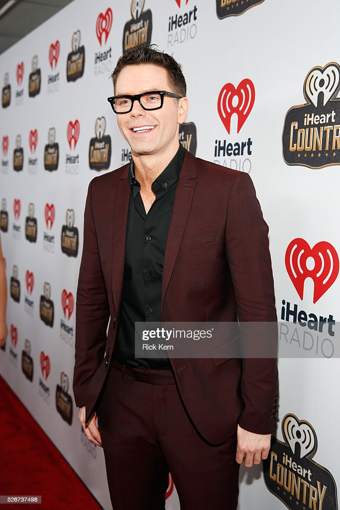 Radio personality Bobby Bones attends the 2016 iHeartCountry Festival at The Frank Erwin Center on April 30, 2016 in Austin, Texas.