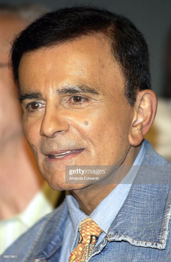 Radio personality, <a gi-track='captionPersonalityLinkClicked' href=/galleries/search?phrase=Casey+Kasem&family=editorial&specificpeople=1545344 ng-click='$event.stopPropagation()'>Casey Kasem</a>, attends the Golden Dads Awards ceremony at the Peterson Automotive Museum on June 15, 2005 in Los Angeles, California.