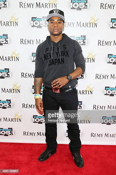 Radio personality Charlamagne Tha God attends Power 1051's Powerhouse 2014 at Barclays Center of Brooklyn on October 30 2014 in New York City