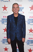 Radio personality Elvis Duran attends Z100's Jingle Ball Presented by Capital One Official Kick Off Event at Macy's Herald Square on October 5 2015...