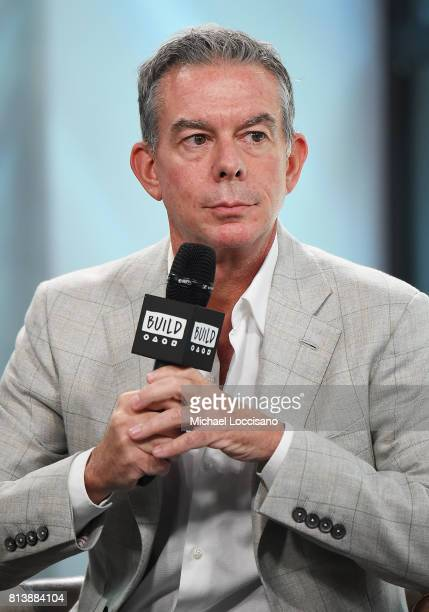 Radio personality Elvis Duran visits the Build Series to discuss his career at Build Studio on July 13 2017 in New York City
