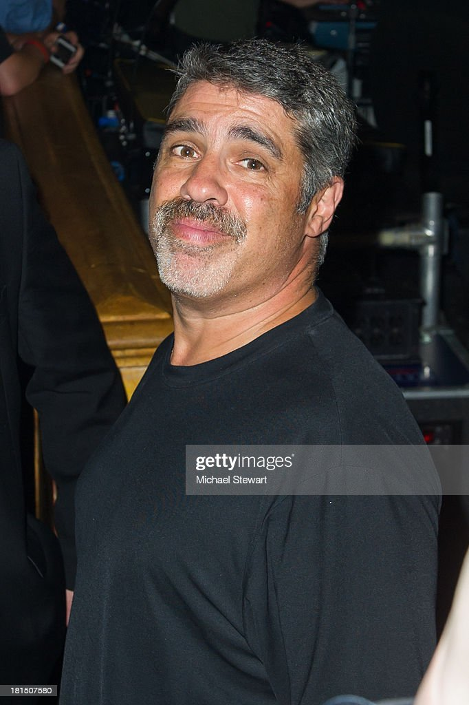 Radio personality Gary Dell'Abate attends Metallica Performs a private exclusive concert for SiriusXM listeners at The Apollo Theater on September 21, 2013 in New York City.