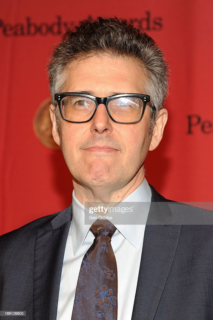 Radio personality Ira Glass attends 72nd Annual George Foster Peabody Awards at The Waldorf=Astoria on May 20, 2013 in New York City.