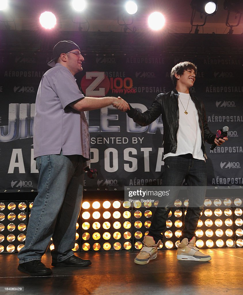 Z100's Jingle Ball 2013 Official Kick Off Party, Presented ...
