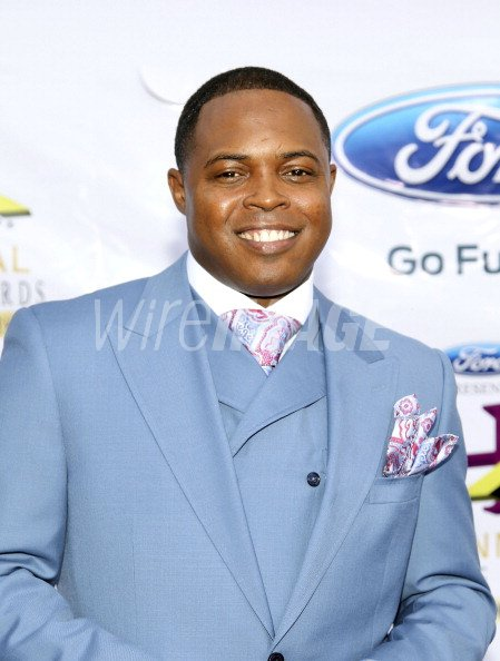 Radio Personality Junior From The Steve Harvey Morning Show Arrives