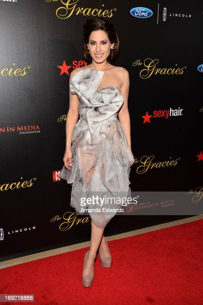Radio personality Kerri Kasem arrives at the 38th Annual Gracie Awards Gala at The Beverly Hilton Hotel on May 21 2013 in Beverly Hills California