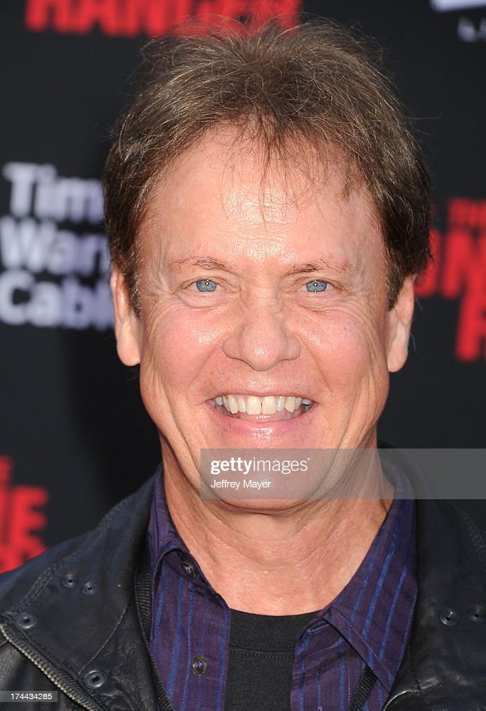 Radio Personality Rick Dees arrives at 'The Lone Ranger' World Premiere at Disney's California Adventure on June 22, 2013 in Anaheim, California.