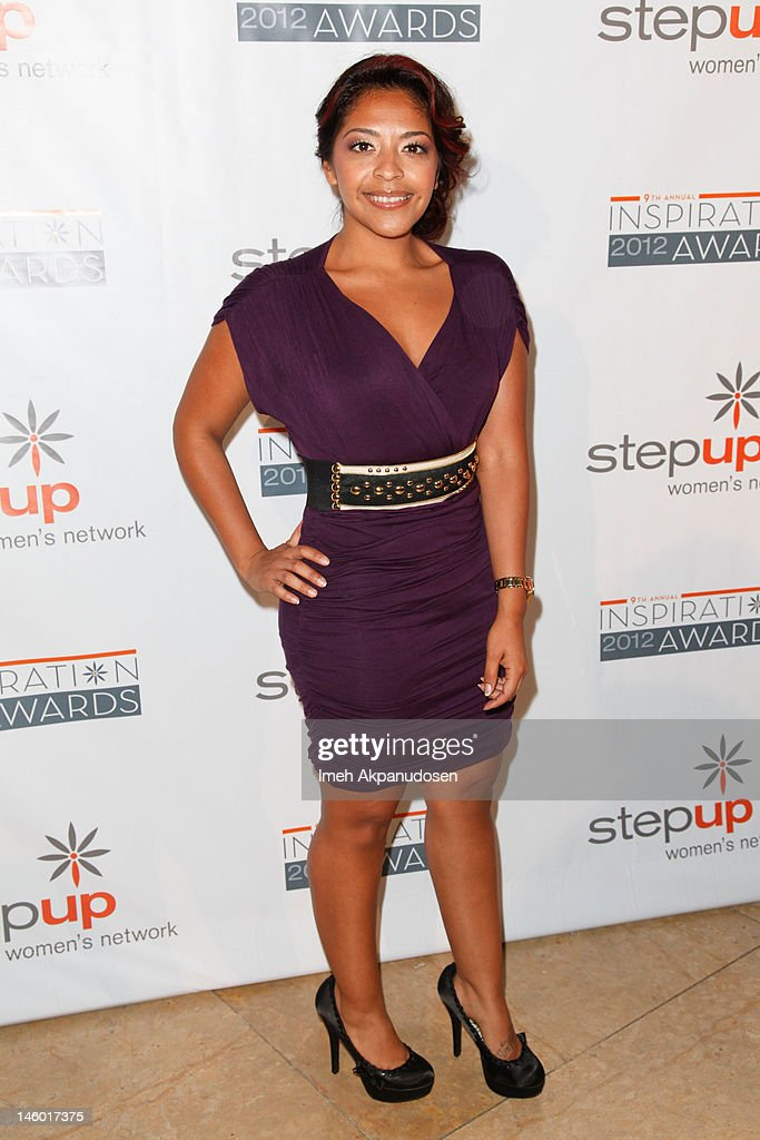 Radio personality Yesi Ortiz attends Step Up Women's Networks' 9th Annual Inspiration Awards at The Beverly Hilton Hotel on June 8, 2012 in Beverly Hills, California.