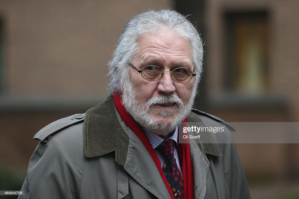 Radio presenter <a gi-track='captionPersonalityLinkClicked' href=/galleries/search?phrase=Dave+Lee+Travis&family=editorial&specificpeople=1624287 ng-click='$event.stopPropagation()'>Dave Lee Travis</a> arrives at Southwark Crown Court on January 20, 2014 in London, England. <a gi-track='captionPersonalityLinkClicked' href=/galleries/search?phrase=Dave+Lee+Travis&family=editorial&specificpeople=1624287 ng-click='$event.stopPropagation()'>Dave Lee Travis</a>, whose real name is David Patrick Griffin, is charged with 14 counts of indecent assaults and one of sexual assault, which allegedly took place between 1977 and 2007 against victims aged between 15 and 29. <a gi-track='captionPersonalityLinkClicked' href=/galleries/search?phrase=Dave+Lee+Travis&family=editorial&specificpeople=1624287 ng-click='$event.stopPropagation()'>Dave Lee Travis</a> entered a not guilty plea to the charges in October last year.