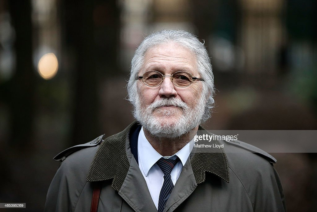 Radio presenter <a gi-track='captionPersonalityLinkClicked' href=/galleries/search?phrase=Dave+Lee+Travis&family=editorial&specificpeople=1624287 ng-click='$event.stopPropagation()'>Dave Lee Travis</a> arrives at Southwark Crown Court on January 27, 2014 in Southwark, England. <a gi-track='captionPersonalityLinkClicked' href=/galleries/search?phrase=Dave+Lee+Travis&family=editorial&specificpeople=1624287 ng-click='$event.stopPropagation()'>Dave Lee Travis</a>, whose real name is David Patrick Griffin, is charged with 14 counts of indecent assaults and one of sexual assault, which allegedly took place between 1977 and 2007 against victims aged between 15 and 29. <a gi-track='captionPersonalityLinkClicked' href=/galleries/search?phrase=Dave+Lee+Travis&family=editorial&specificpeople=1624287 ng-click='$event.stopPropagation()'>Dave Lee Travis</a> entered a not guilty plea to the charges in October last year.