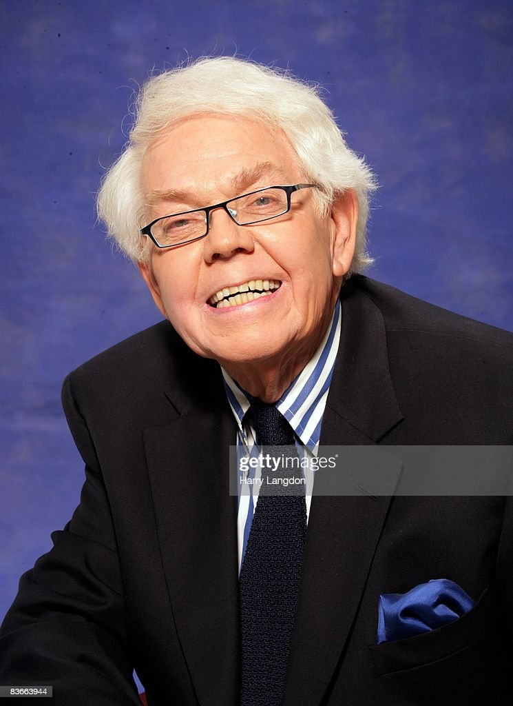 Radio star, actor, author, recording artist and comedian Stan Freberg poses for a portrait on October 17 2008 in Los Angeles, California.