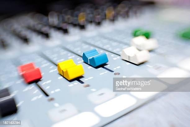 radio station controls