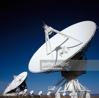 VLA Radio Telescopes in Socorro, New Mexico