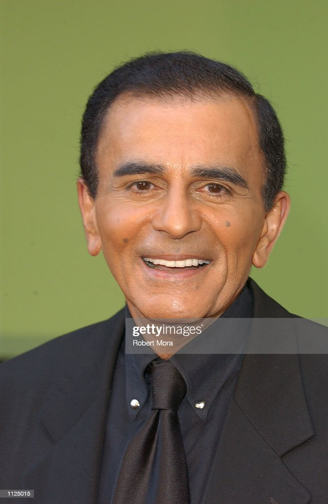 Radio & television personality <a gi-track='captionPersonalityLinkClicked' href=/galleries/search?phrase=Casey+Kasem&family=editorial&specificpeople=1545344 ng-click='$event.stopPropagation()'>Casey Kasem</a> attends the WB Network's 2002 Summer Party at the Renaissance Hollywood Hotel on July 13, 2002 in Hollywood, California.