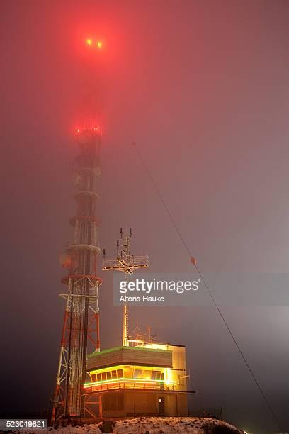 Radio tower, Helgoland, Germany, Europe