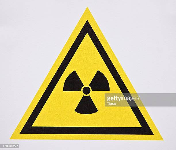 Radioactive Warning Symbol Stock Photos And Pictures