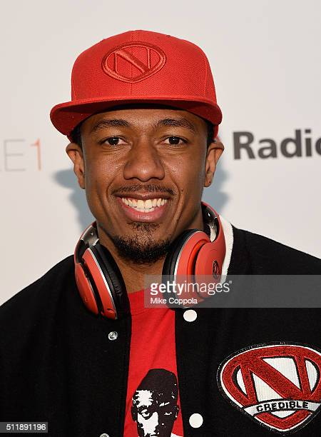 RadioShack And Chief Creative Officer Nick Cannon Launch Ncredible Product Line on February 23 2016 in New York City