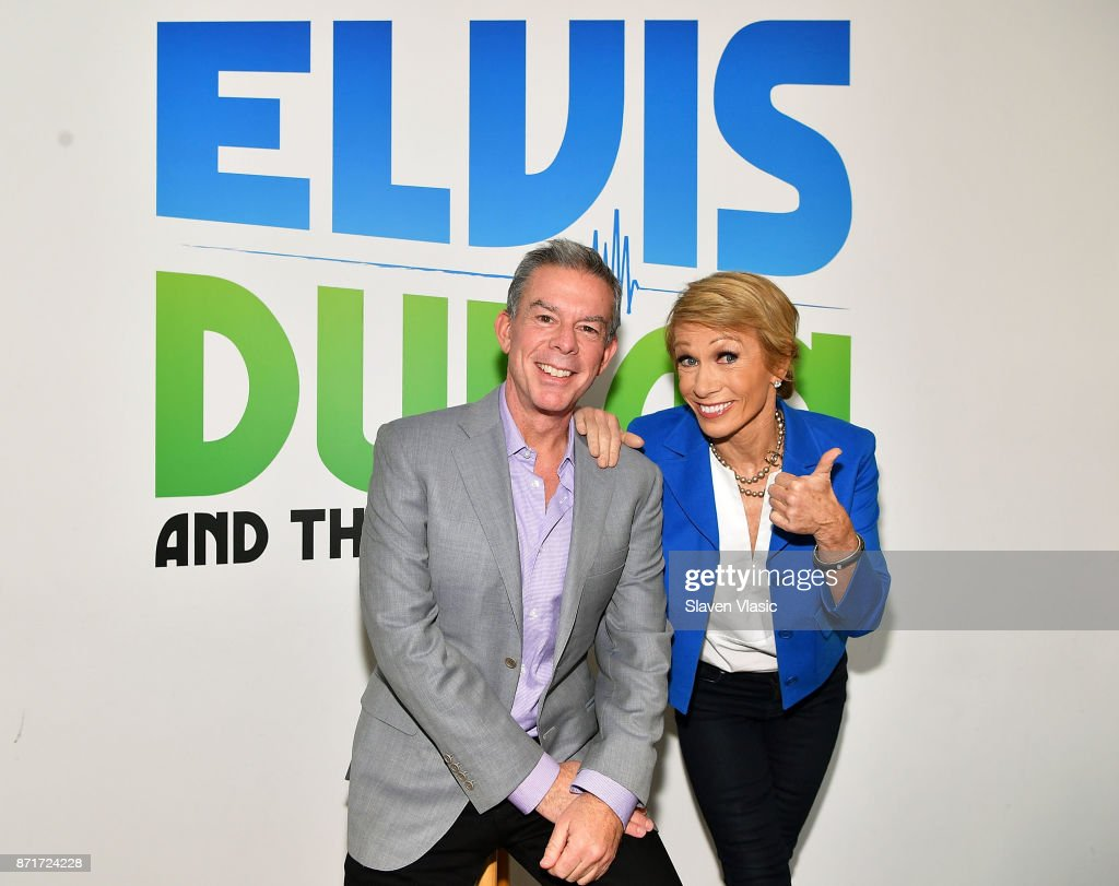 "Barbara Corcoran Visits ""The Elvis Duran Z100 Morning Show"""