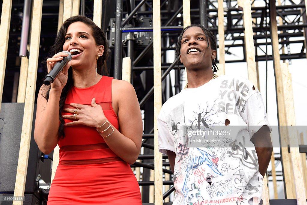 Colin Kaepernick and New Girlfriend Ness Nitty Attend Charity ...