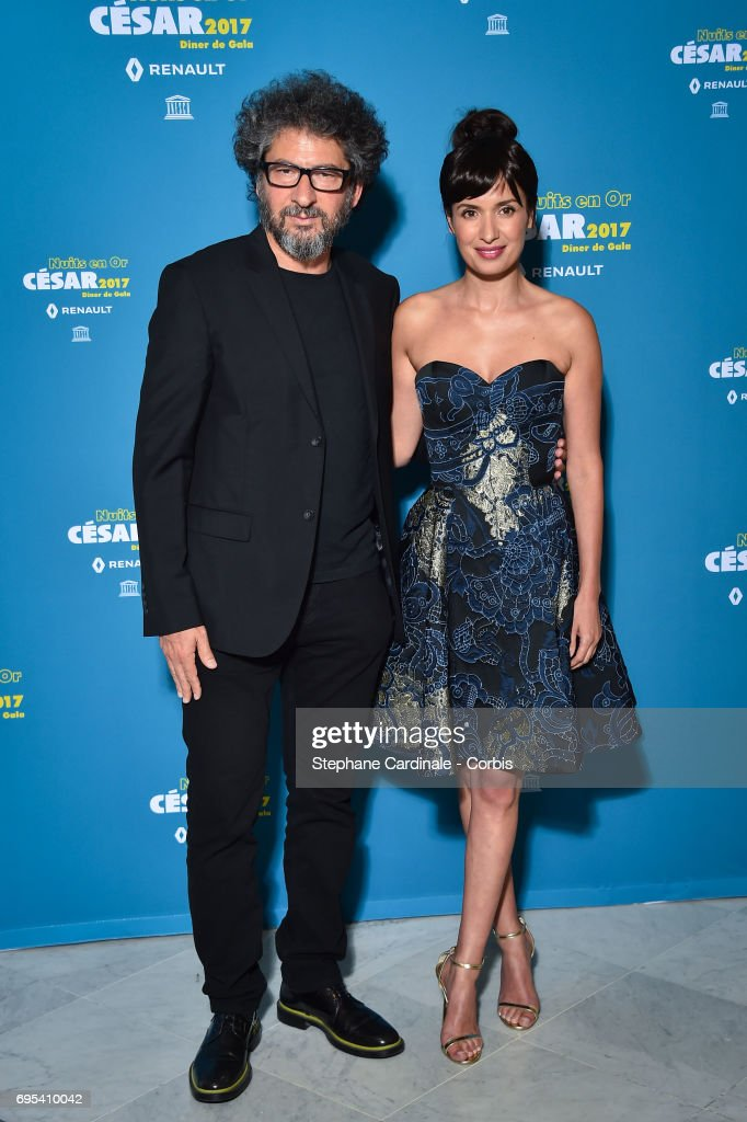 'Les Nuits en Or 2017' Dinner Gala - Photocall At Unesco