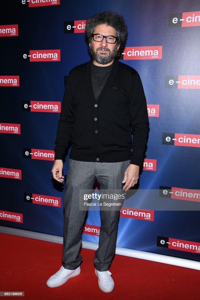 """e-cinema.com""  : Launch Party At Restaurant L'Ile In Issy Les Moulineaux"