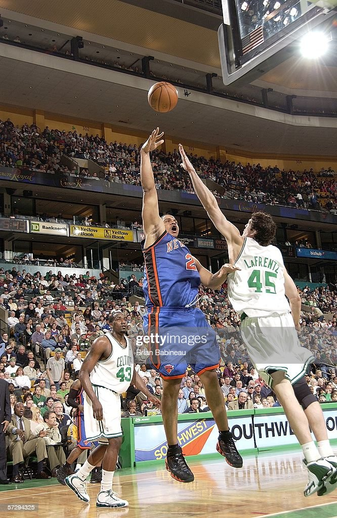 New York Knicks v Boston Celtics Photos and Images Getty Images