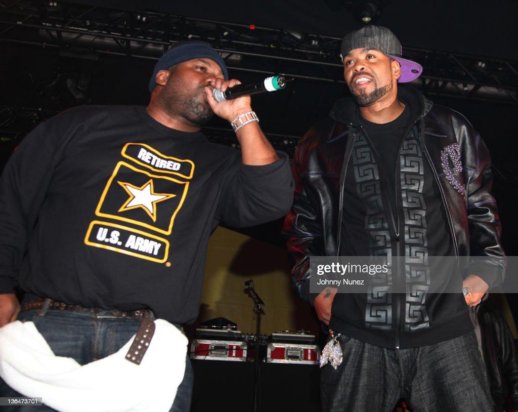 Wu-Tang Clan In Concert - December 29, 2010
