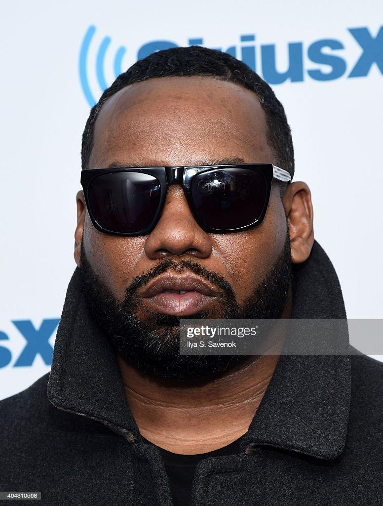 Celebrities Visit SiriusXM Studios - February 24, 2015