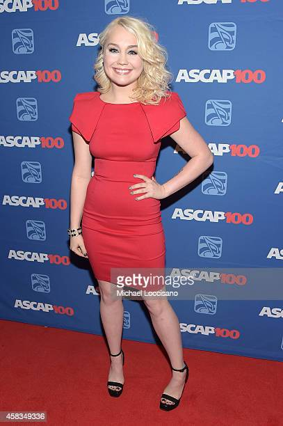 Raelynn attends the 52nd annual ASCAP Country Music awards at Music City Center on November 3 2014 in Nashville Tennessee